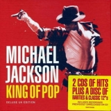 Michael Jackson - King Of Pop (Deluxe Uk Edition) (CD1) '2008