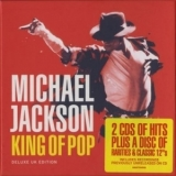 Michael Jackson - King Of Pop (Deluxe Uk Edition) (CD3) '2008