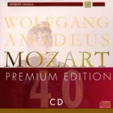 Wolfgang Amadeus Mozart - The Ultimate Mozart Collection [Symphony 21, 25 & 28] (CD36) '2007