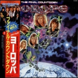 Europe - The Final Countdown (Japan 2001) '1986