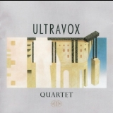 Ultravox - Quartet (1998 Remaster) '1982