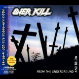 Overkill - From the Underground And Below (Japanese Edition) '1997
