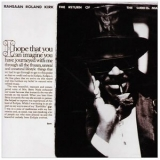 Rahsaan Roland Kirk - The Return Of The 5000 Lb. Man '1975