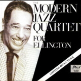 Modern Jazz Quartet, The - For Ellington '1988
