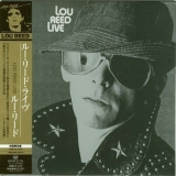 Lou Reed - Lou Reed Live (Japan Mini LP 2006 Remaster) '1975