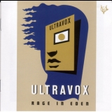 Ultravox - Rage In Eden (2008 Remastered Definitive Edition, 2CD) '1981