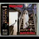 Annihilator - Alice In Hell (Japanese Edition) '1989