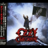 Ozzy Osbourne - Scream (Japanese edition) '2010