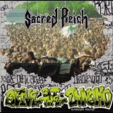 Sacred Reich - Alive At The Dynamo (EP) '1989
