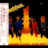 Dokken - Under Lock and Key (Japanese Edition) '1985