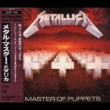 Metallica - Master of Puppets (Japanese Edition) '1986