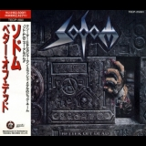 Sodom - Better Off Dead (Japanese Edition) '1990