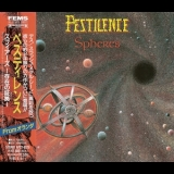 Pestilence - Spheres (Japanese Edition) '1993