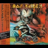 Iron Maiden - Virtual XI (Japanese Limited Edition, CD1) '1998