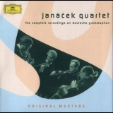 Janacek Quartet - The Complete Recordings On DG (CD3) '1959
