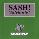 Sash! - Adelante (CD, Maxi-Single) (UK, Multiply Records, CDMULTY60) '1999