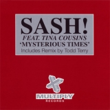 Sash! - Mysterious Times (CD, Maxi-Single, CD2) (UK, Multiply Records, CXMULTY40) '1998