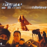 Sash! - I Believe (CD, Maxi-Single, Copy Protected) (Germany, Virgin, 724354699023) '2003