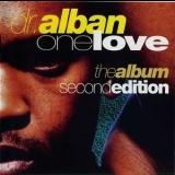 Dr. Alban - One Love: The Album (Second Edition)  '1992