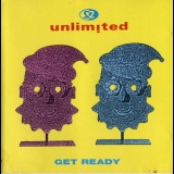 2 Unlimited - Get Ready! (CD, Album) (Benelux, Byte Records, BYTE101-2) '1992