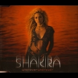 Shakira - Whenever, Wherever [CDM] '2001