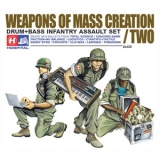Hospital Records - Weapons Of Mass Creation Two CD1 (NHS88CD) '2005