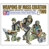 Hospital Records - Weapons Of Mass Creation Two CD2 (NHS88CD) '2005