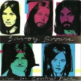 Savoy Brown - Live In Central Park '72 '1989