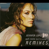 Jennifer Lopez - Que Ironia remixes [CDS] '2001
