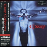 Ozzy Osbourne - Down To Earth (Japanese Version, 2007) '2001