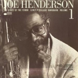 Joe Henderson - The State Of The Tenor Volume 1 '1986