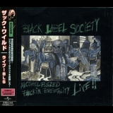 Black Label Society - Alcohol Fueled F#ckin Brewtality [Japanese UICE-1008] '2001