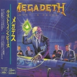 Megadeth - Rust In Peace (1990 Capitol, Cdp 7 91935 2, Usa) '1990
