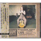 Suzanne Vega - Making Noise - The 99.9F World Tour (Japanese Live EP) '1993