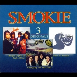 Smokie - 3 Originals (3CD Bright Lights & Back Alleys) '1997
