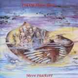 Steve Hackett - Till We Have Faces(Japan, 1994, IECP - 10102) '1984