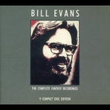 Bill Evans - The Complete Fantasy Recordings Disc 1 '1989