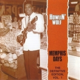 Howlin' Wolf - Memphis Days - The Definitive Edition(2CD) '1989
