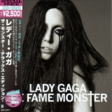Lady Gaga - The Fame Monster (japanese Explicit 1cd+dvd Edition) '2010