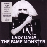 Lady Gaga - The Fame Monster (uk Deluxe Edition 2CD) '2009