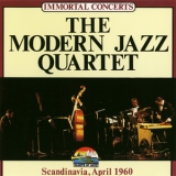 Modern Jazz Quartet, The - Scandinavia, April 1960 '1996