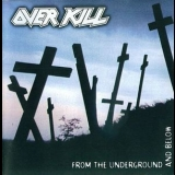 Overkill - From The Underground And Below [steamhammer, Spv 085-18772, Germany] '1997
