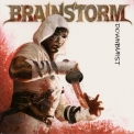 Brainstorm - Downburst (euroepan Limited Edition) '2008