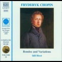 Chopin - Chopin - Rondos And Variations '1999