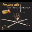 Running Wild - The Brotherhood [eu, Gun 194 (bmg 74321 91200 2)] '2002
