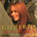 Astrud Gilberto - Love For Sale (plus 14 Hits) '1998