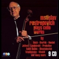 Mstislav Rostropovich - Rostropovich Plays Cello Works (CD06) '2008
