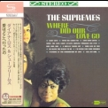 Supremes, The - Where Did Our Love Go [uicy-75221 Japan] '1964