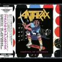 Anthrax - Fistful Of Anthrax (Japanese Edition) '1987