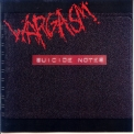 Wargasm - Suicide Notes '1995